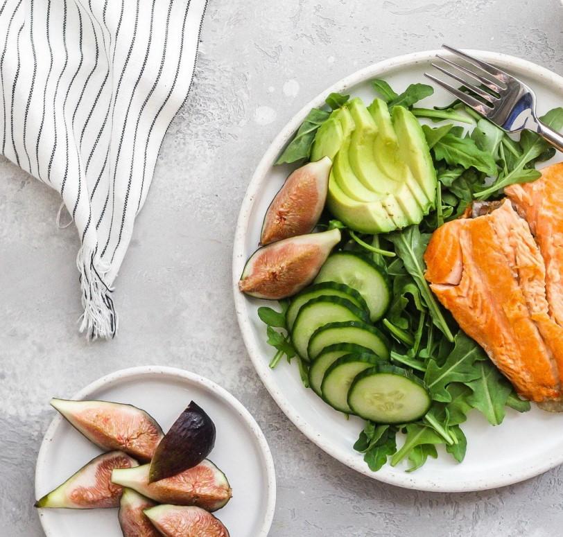 menopause support program diet