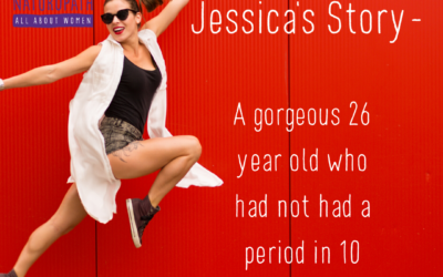Jessica's Story – How She Got Her Periods Back
