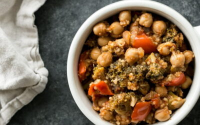 Plant Based One Pan Meal Program
